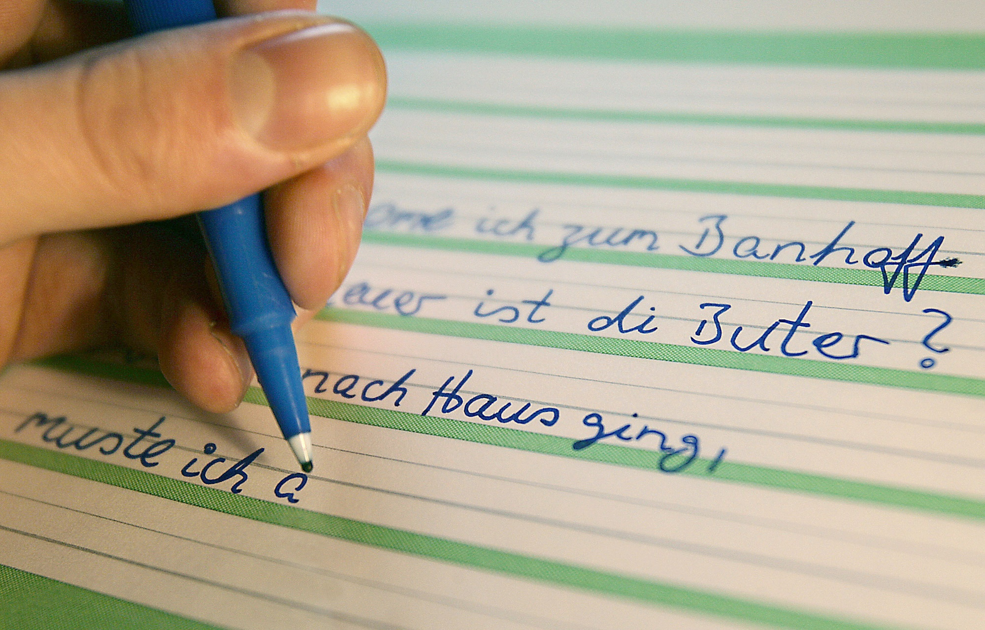 وقتی نوشتن مشکل است